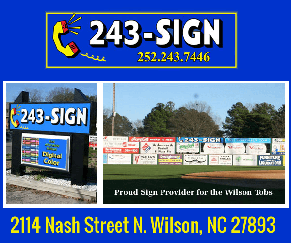 243 Sign